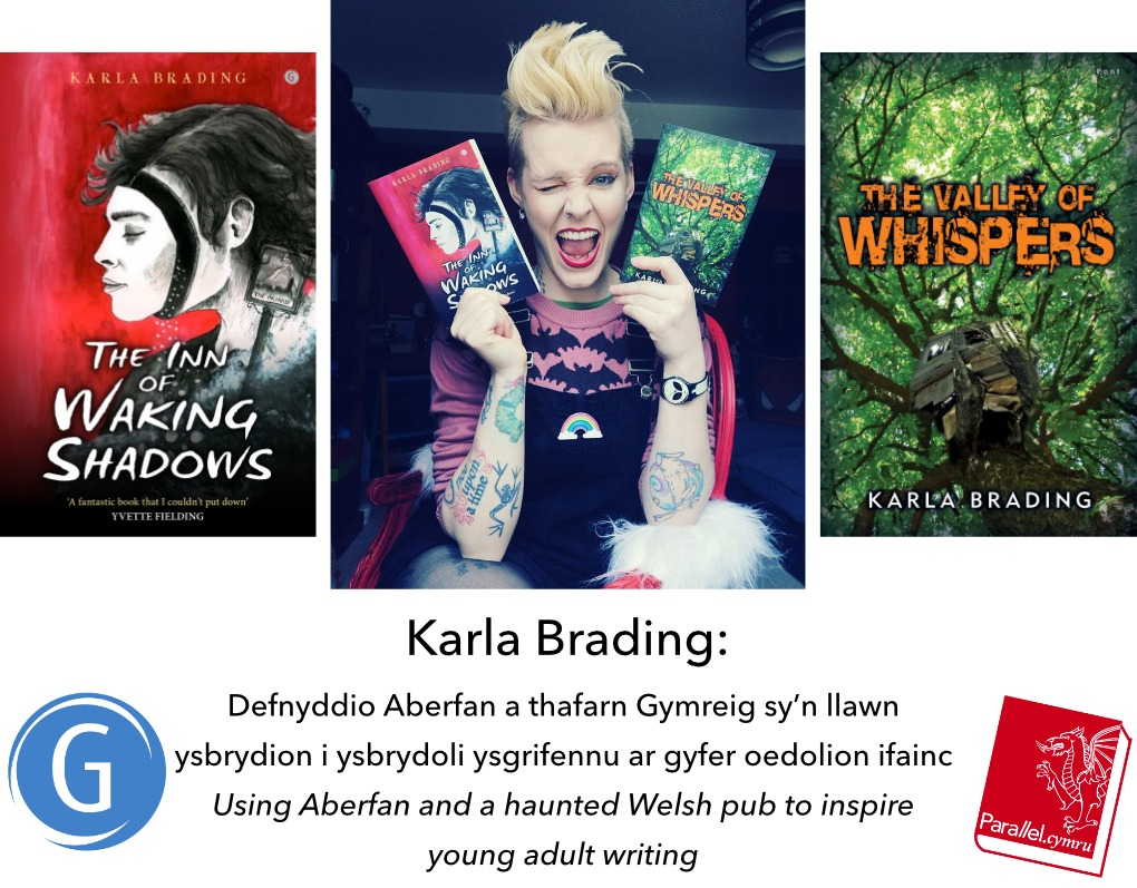 Karla Brading- main image