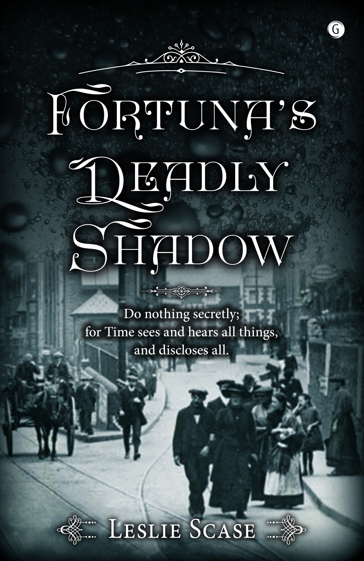 Leslie Scase Fortunas Deadly Shadow