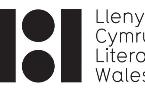 Llenyddiaeth Cymru logo