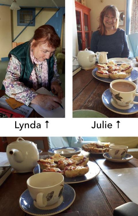 Lynda Pritchard Newcome- A Taste of Cornish 2