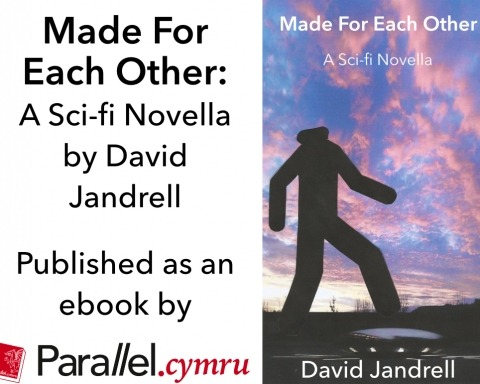 Made For Each Other- A Sci-fi Novella by David Jandrell
