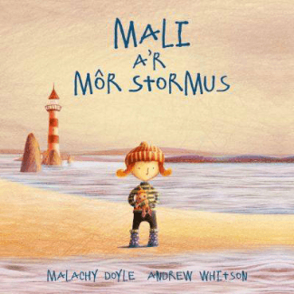 Malachy Doyle Mary Jones- Mali a'r Môr Stormus