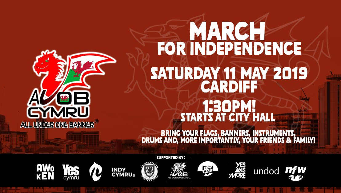 March for Independence May 2019