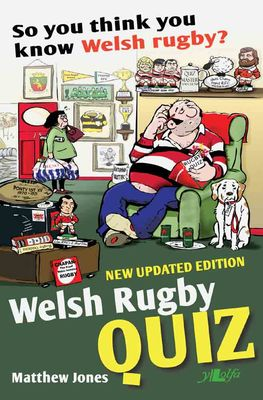 Welsh Rugby Quiz Book