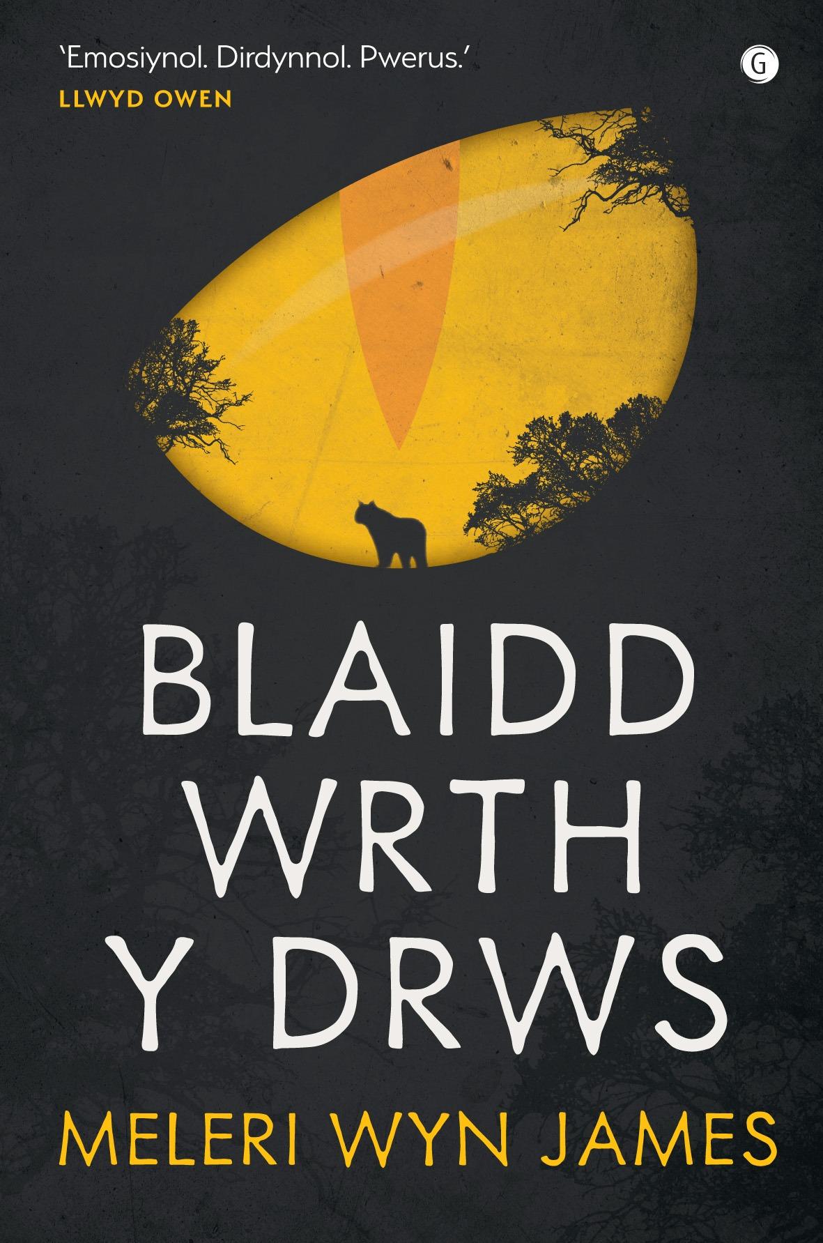 Meleri Wyn James Blaidd Wrth y Drws