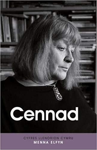 Menna Elfyn- Cyfres Llenorion Cymru- Cennad