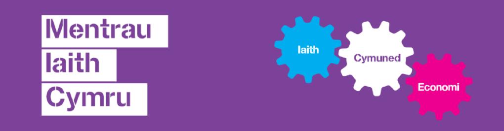 Mentrau Iaith Logo