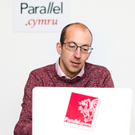 Neil Rowlands o parallel.cymru