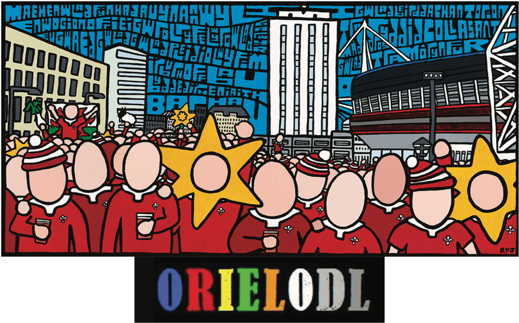 Rhys Padarn- Oriel Odl