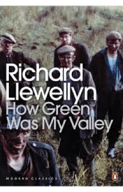 Richard Llewelyn: How Green Was My Valley