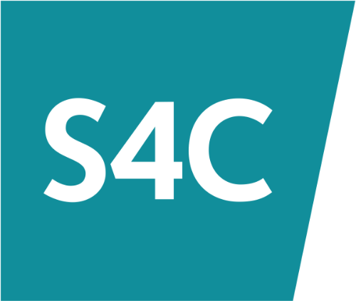 S4C logo 500