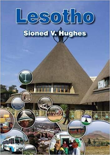 Sioned Vaughan Hughes Gwledydd y Byd Lesotho