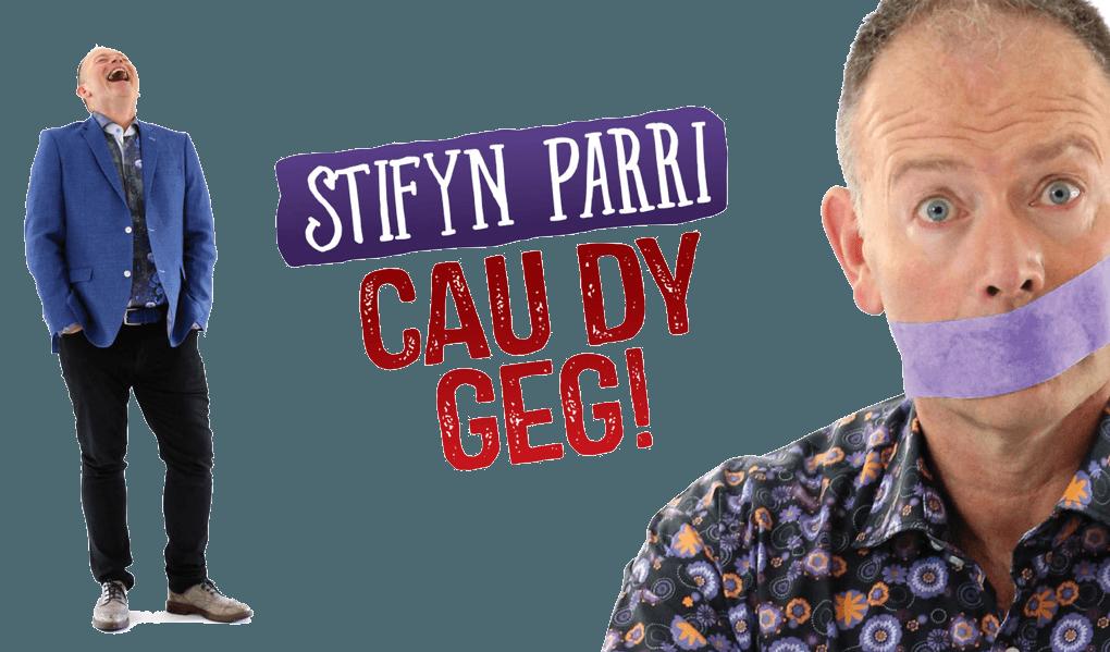 Stifyn Parri- Cau Dy Geg