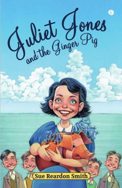 Sue-Reardon-Smith-JulietJonesandtheGingerPig