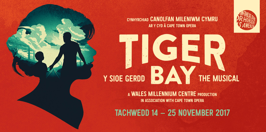 Tiger Bay The Musical poster