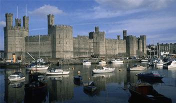Castell Caernarfon