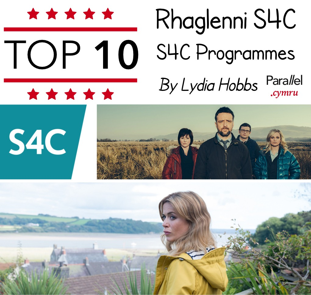 Top 10 Rhaglenni S4C