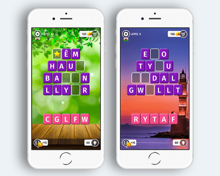 Word Tango screenshot