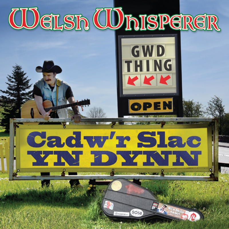 Welsh Whisperer Cadw'r Slac yn Dynn