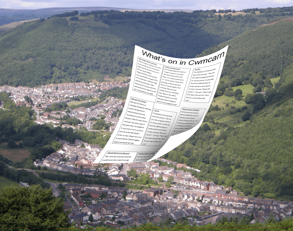 What's On In Cwmcarn