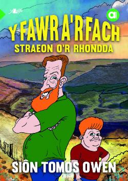 Cyfres Amdani Straeon o'r Rhondda