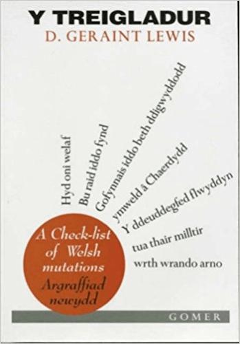 Y Treigladur - A Check-list Of Welsh Mutations