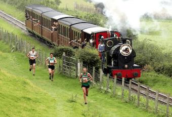 Race the train
